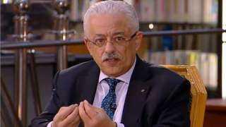 وزير التعليم يكشف موعد إعلان نتيجة أولى وثانية ثانوي